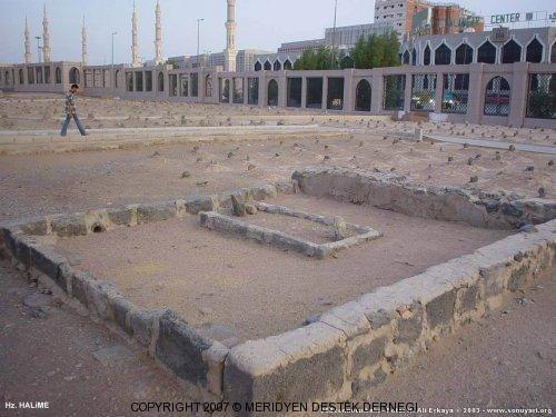 Могила Халимы, кормилицы Пророка Мухаммада